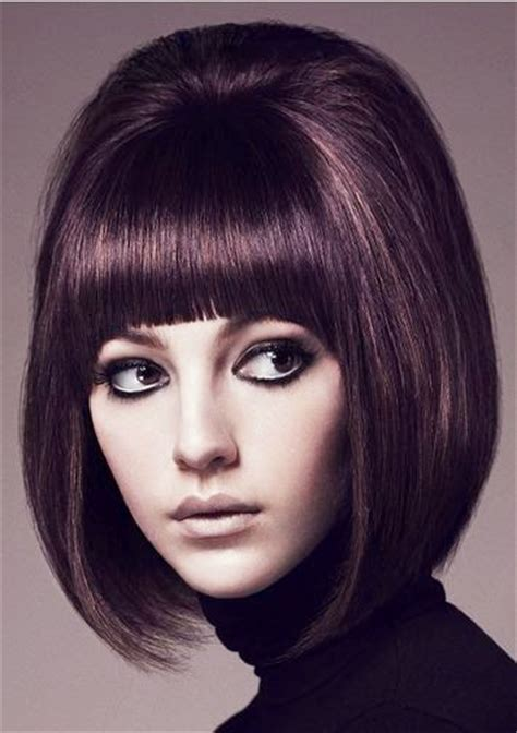 pictures of short 60s bobs bouffant bob hair google search hair pinterest