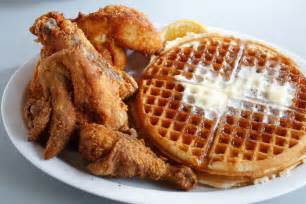 home of chicken and waffles has partnered with ondemand