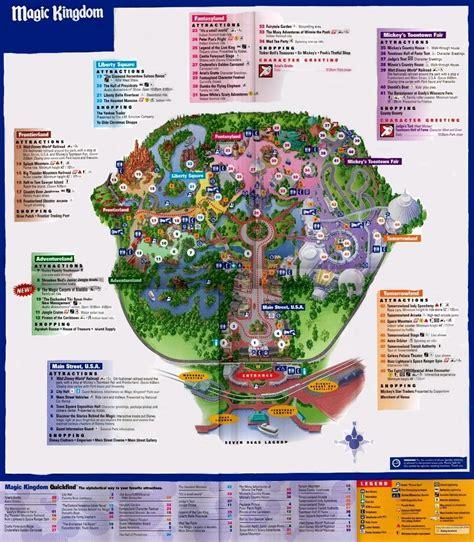 printable version of magic kingdom map mapa de magic kingdom 2015 new calendar template site