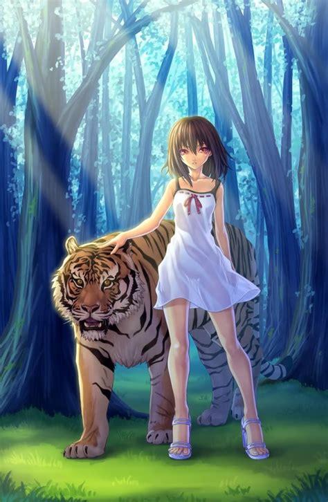 anime wallpaper tiger 88 best anime tiger girls images on pinterest tiger girl