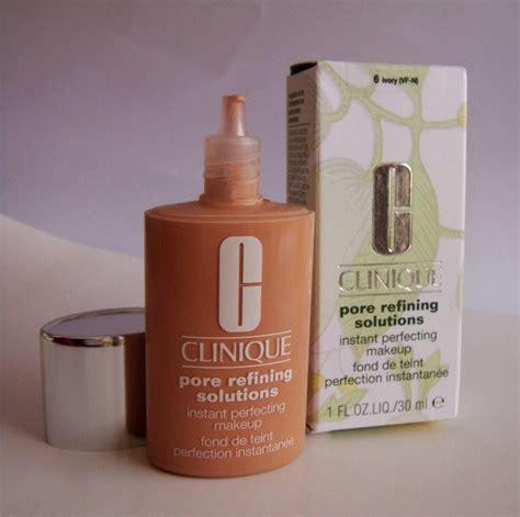 Foundation Clinique Pore Refining clinique pore refining solutions instant perfecting makeup
