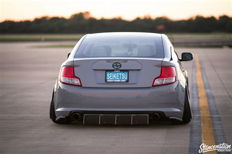 scion tc spec d exhaust quot clean like snow quot seiketsu roger arias scion tc
