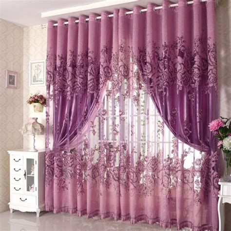 purple room curtains best 25 purple bedroom curtains ideas on