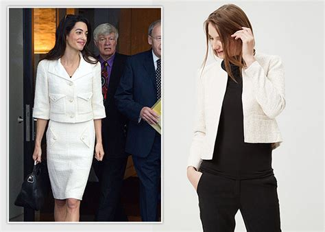 Look For Less Chanel J12 by Get The Look For Less Chanel Inspired Boucle Jackets