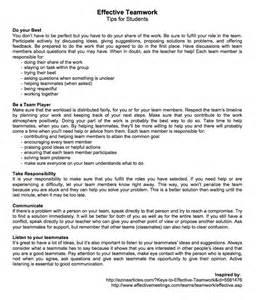 Teamwork Essay by Teamwork Essays