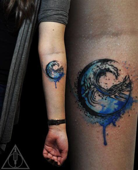 wave tattoos for men wave tattoos for ideas and inspiration for guys