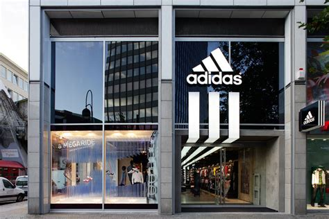adidas warehouse csga the hub for sport business