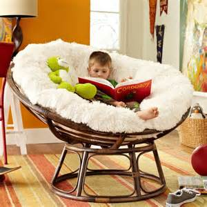 papasan chair with fuzzy cover from pier 1 imports baby