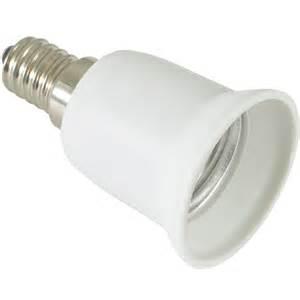 light bulb adapters edison to bayonet cap