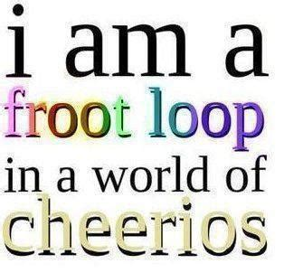 Fruit Loops Meme - i am a fruit loop in a world of cheerios jokes memes