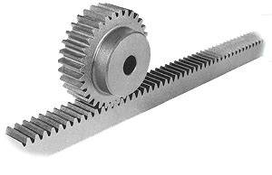 Exles Of Rack And Pinion by Rack And Pinion Gears