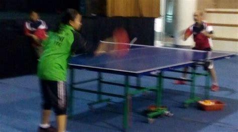 Meja Pingpong Bekasi vis kemang pratama gelar primery school eca exspo tenis