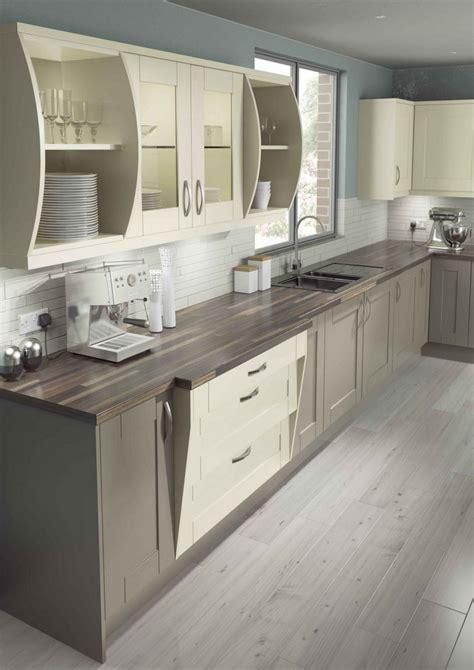 cuisine en bois blanc cuisine gris et bois en 50 mod 232 les vari 233 s pour tous les go 251 ts