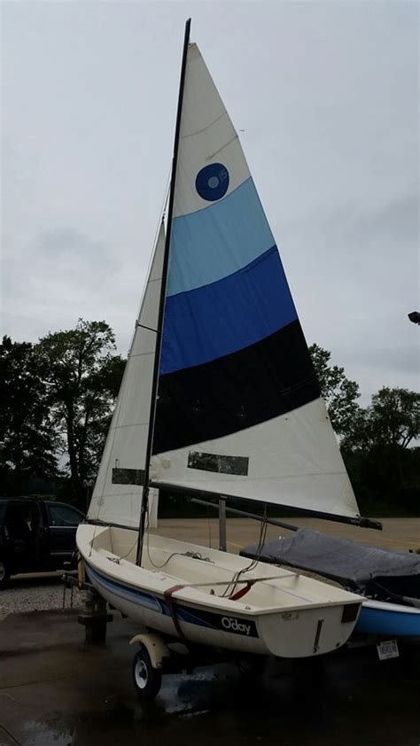 boats for sale in goshen indiana oday 15 1982 goshen indiana sailboat for sale from