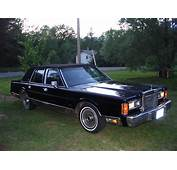 Chicitylincoln 1989 Lincoln Town Car Specs Photos