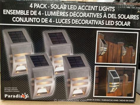 Solar LED Post Lights