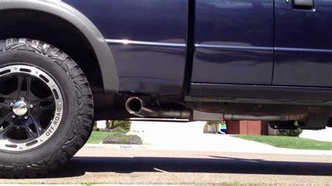 2000 ford ranger exhaust 2000 ranger 4 0 spintech exhaust