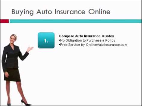 Buying Auto Insurance Online   Watch The Video Here
