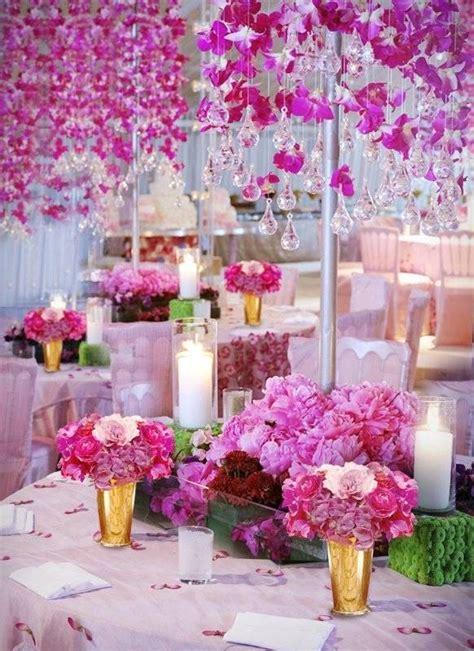 Hochzeitsdekoration Blumen by Twc Decorando Con Flores De Papel