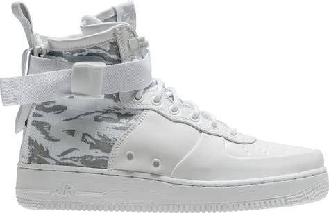 Nike Air 1 Nikelab Air One Grade Ori Bnib nike shoes white air one mid nike