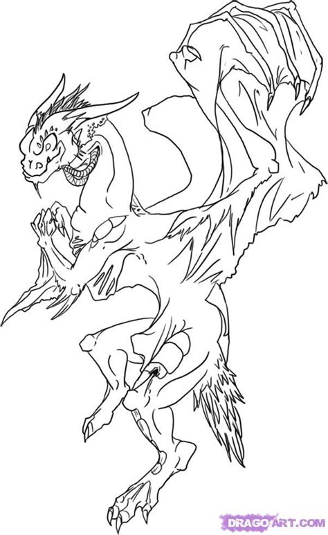 doodle how to make demons sketch www imgkid the image kid has it