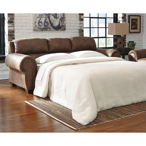faux leather sleeper sofa burnsville faux leather size sleeper sofa in