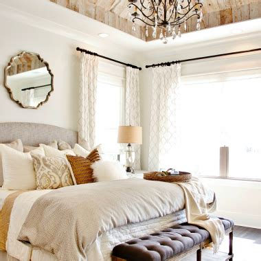 luxe mix in a bedroom rustic glam pinterest copycatchic page 34 of 313 luxe living for less