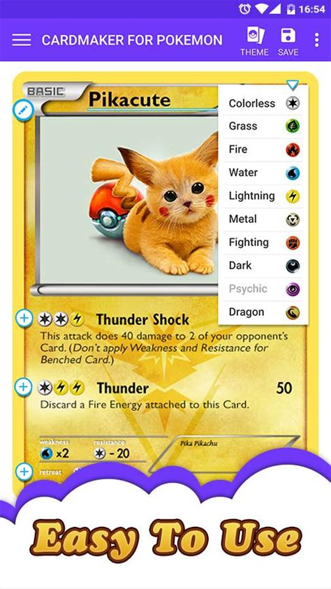 pokemoncardmaker org make your own card card maker for go android apps on play
