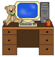 Computer Desk Clipart Computer Desk Clipart Clipart Suggest