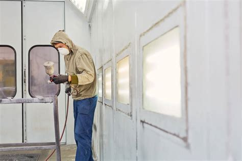 industrial spray painter qualifications top 5 benefits of offsite spraying cj coatings uk