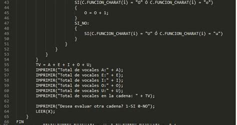 if con cadenas en java string determinar cuantas vocales tiene una cadena en