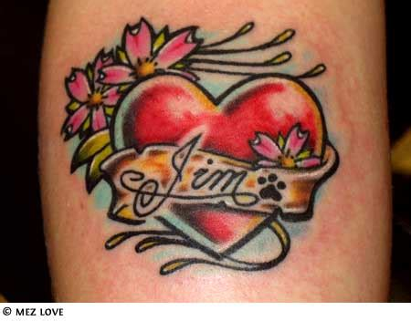 combined tattoos for couples tattoos for couples in combine