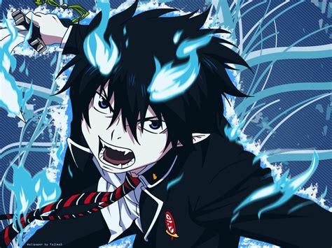 anime exorcist ao no exorcist my anime world