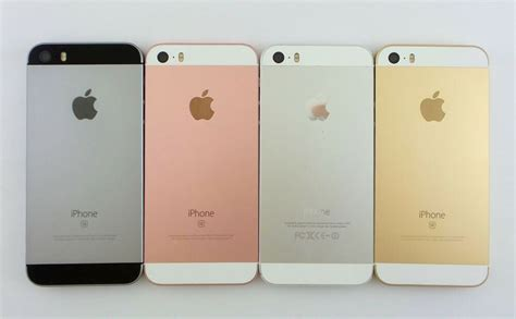 t iphone se apple iphone se 16gb 64gb t mobile verizon at t all colors gold gray silver ebay