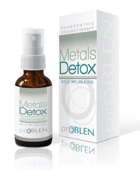Nickel Detox Supplements by Metals Detox Problen