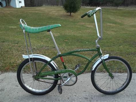 boys banana seat bike used to a banana seat bike with flames on it it was