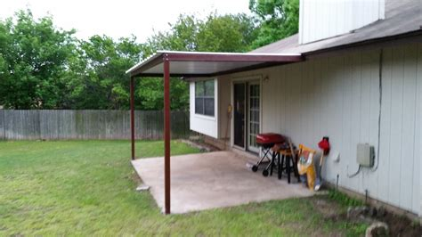 Carport Awnings Prices by Attached Porch Awning Northwest San Antonio Carport