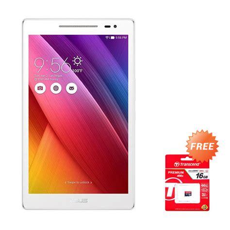 Memory Card Asus jual asus zenpad 8 0 z380kl tablet white 32gb 3gb