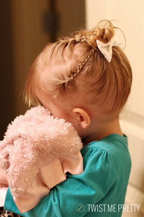 Hairstyles For Toddlers With Hair by Styles For The Wispy Haired Toddler Twist Me Pretty
