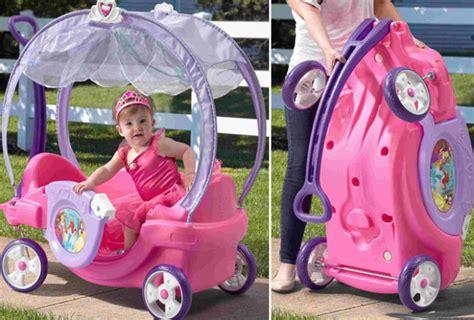 chariot wagen disney princess chariot wagon just 89 free shipping