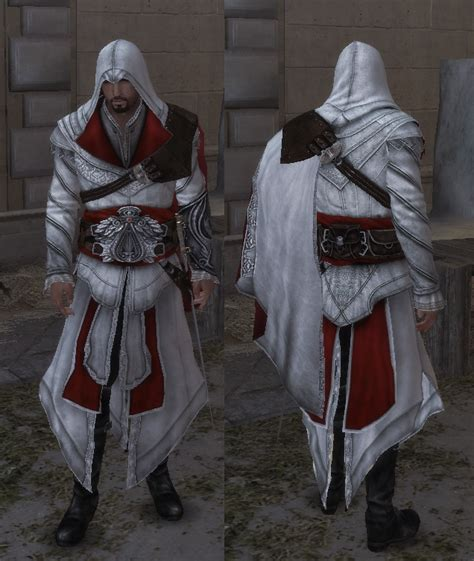 assasins creed robes and how they comply with the creed s second tenet