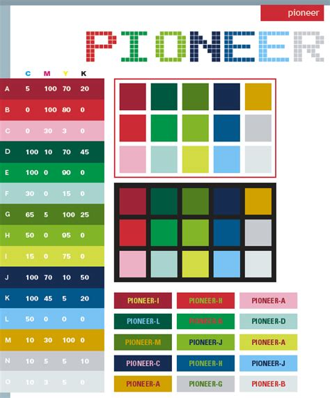 creative color schemes pioneer color schemes color combinations color palettes
