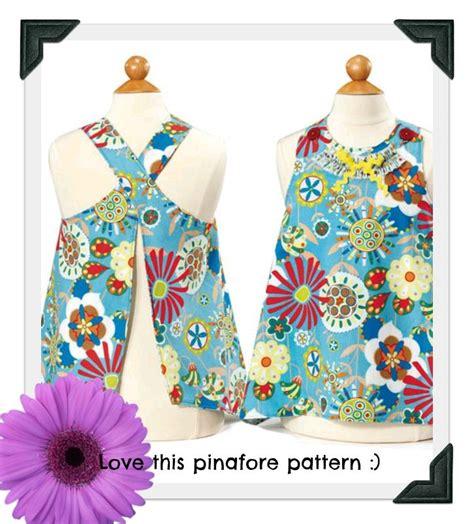 pattern pinafore apron free love this pinafore pattern little girls sewing