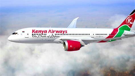 delta forms codeshare partnership  kenya airways