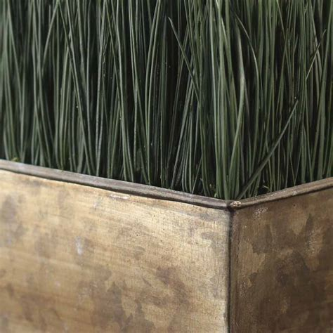 Wheat Grass Planters by Artificial Wheat Grass Planter On Sale Home Decor