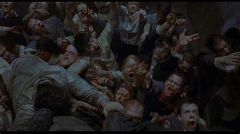 evil dead zombie film resident evil 2002 review horrorville