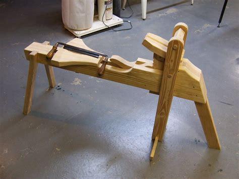 shaving bench shaving horse by mvflaim lumberjocks com woodworking