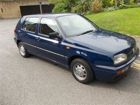 all car manuals free 2000 volkswagen golf spare parts catalogs used volkswagen golf 2000 petrol 1 6 cl 5dr 1 hatchback blue with for sale autopazar