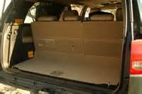 Toyota Sequoia Cargo Space Review 2008 Toyota Sequoia Limited Autoblog