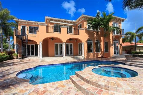 houses in miami 5 hottest waterfront houses in miami omg brokers
